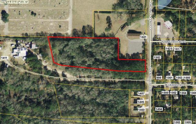 1501 Glenwood Dr., Thomasville, GA 31792