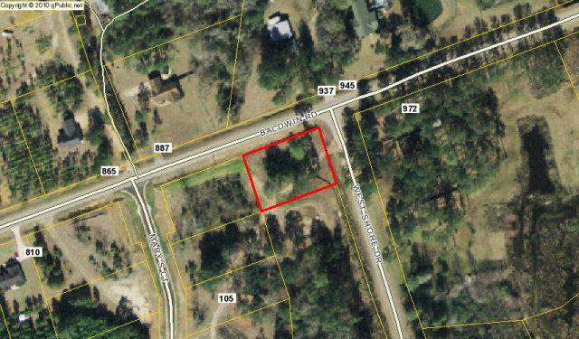 Lot 33 Baldwin Rd./Mary's Ct., Thomasville, GA 31757