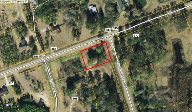 Lot 33 Baldwin Rd./Mary's Ct., Thomasville, GA 31757