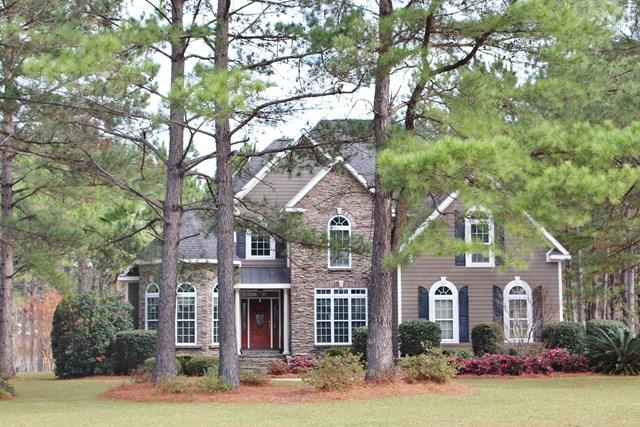 111 Sweetbriar Lakes Dr., Thomasville, GA 31757