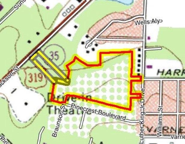 0000 Jackson Street (2.43 Acres), Thomasville, GA 31792