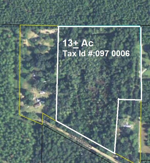 Pine Branch Lane, Quitman, GA 31643