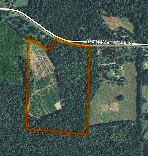 0000 Hansell Chastain Road (66.57 Acres), Thomasville, GA 31757