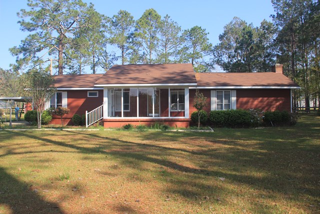 10135 Ozell Road, Boston, GA 31626