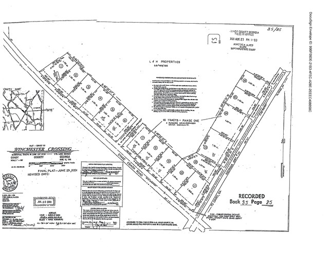Lot #6 Stage Coach Road & Hwy 111 N, Cairo, GA 39827