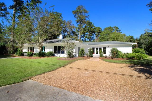 """Located on one of the most beautiful and convenient streets in Thomasville. Recently renovated contemporary/homey cottage style home with open floor plan perfect for indoor/outdoor entertaining and family living close to Jerger Elementary and Glen Arven Country Club. Recent updates since purchase in 2015 include wood flooring installed throughout the entire house, new kitchen cabinets and built in pantry with barn door, 3 bathrooms were beautifully tiled and have new vanities with granite countertops. The 3,791 sq.ft. home has 4 bedrooms and 4 baths, large family room with double doors that open to front and back porches, living room with fireplace, dining room with breakfast nook and built in bar area, large galley kitchen with bar seating, walk in pantry and courtyard.  New appliances, indoor/outdoor music system, security system and digital thermostats are also great additions. There is ample parking, room for expansion and an easy to care for lawn and garden.  <center><iframe width=""""560"""" height=""""315"""" src=""""https://www.youtube.com/embed/ZYd_o9Qi8jw?rel=0""""?controls=0"""" frameborder=""""0"""" allow=""""accelerometer; autoplay; encrypted-media; gyroscope; picture-in-picture"""" allowfullscreen></iframe></center>  <iframe width='853' height='480' src='https://my.matterport.com/show/?m=LiF9EYJYKjC' frameborder='0' allowfullscreen allow='vr'></iframe>"""