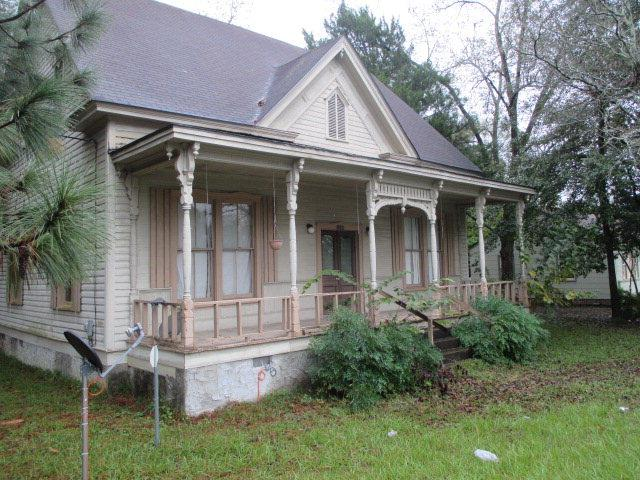 Bank owned priced to sell. This Victorian style building has great detail inside & out. Located in a high traffic area and close to shopping, downtown Cairo, schools and restaurants. Call today.
