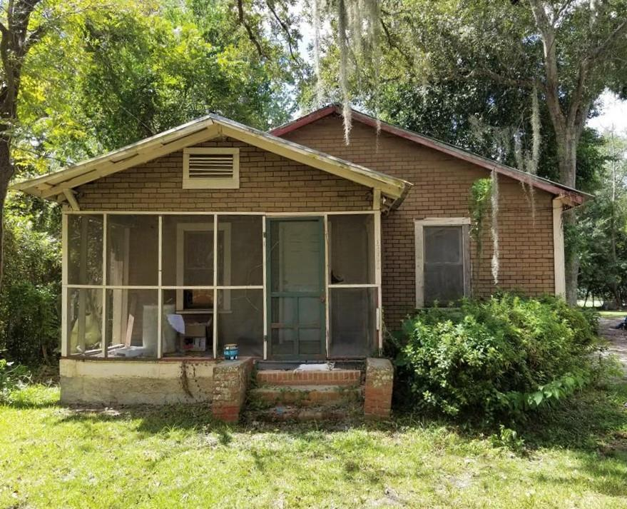 Perfect for an investor or home buyer with renovation skills! Partially remodeled 2 bedroom/1 bathroom house on Lester Street next to a church and across from Head Start. Includes flooring, paneling, complete bathroom, and other materials already purchased to install. Siding for the house can be purchased with the house, as well.