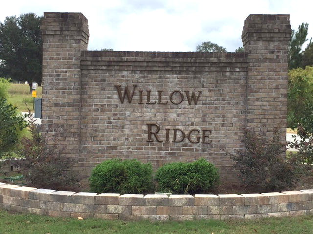 1.44 acres on backside of Willow Ridge. Owner is a licensed agent #252453. Priced to sell.