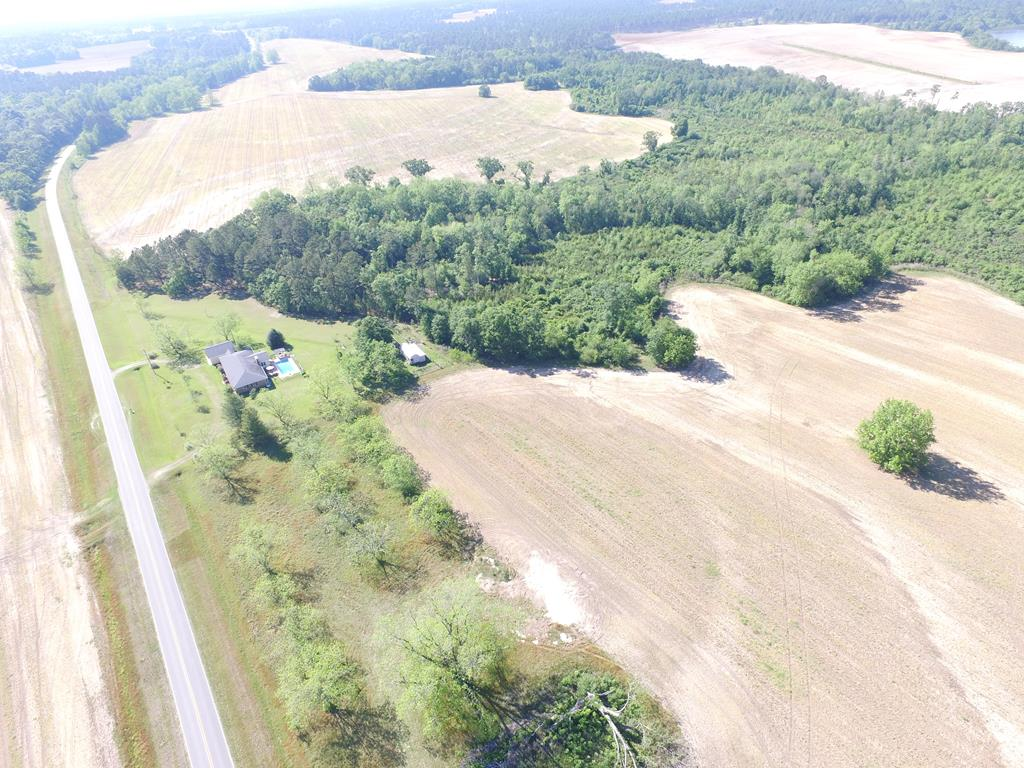 Really good price for Thomas County property!  Close to half of the property is in cultivation with really good Tifton Soil.  About 19+/- pecan trees that have been planted and volunteered around the property.  Hilltop Homesites, Rolling fields.  Nice feature tree oaks scattered around the wooded area of property with a good bit of pine regeneration going on since the last timber harvest.  Lots of Turkey and Deer sign around the property both in the fields and the woods.  Really good pond site on this property!  Add water, Add Value.....get a pond (p) out here to look at this site.  You can track the value ponds add to property!!!!  Money well spent.  Ask around, I can show you pictures.  This area is a really good deer area!  Property in AG Covenant to help lower taxes....you can still build a home without violating the covenant...will need to be assumed.  Cultivated land leased for 2019.    Working on getting some firebreaks in for easy viewing and wildlife!..Great project tract!!!