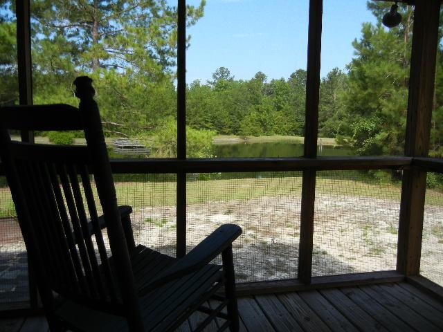 Looking for a perfect sized hunting and fishing tract that the whole family can enjoy?  This 72 acre property has two ponds, Sofkee Creek frontage and 10-12 year old planted slash pines.  One of the ponds is over 2 acres and has a dock perfect for reeling in bass and blue gills.  There is a rustic 1 room cabin that has been wired for a generator if you want to spend the night with nature.  The cabin has a lean to storage area and a covered front porch that offers a great view of the ponds where your kids and grand kids will gather.  This property has a variety of wild life such as deer, turkey and the occasional wood duck.  The habitat mixture is planted pines with a oak hard wood bottom along the Sofkee Creek.  Located about 30 miles from Tallahassee and 30 miles from Thomasville.  The property is in a Agricultural Tax Covenant that started in 2012.  Call today to schedule an appointment to view this piece of paradise.