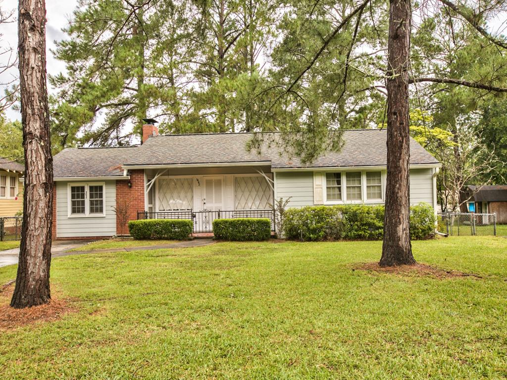 Location approved for 100% USDA financing for approved buyers!  Beautiful well maintained home sits in the heart of Historic Downtown Quitman.  The main home features 3BR/2BA with 1947 sf.  The guest home is 648 sf.  The main home has 2 fireplaces and hardwood floors under the carpet.  Outside you will find a greenhouse and workshop.  Make an appointment today.