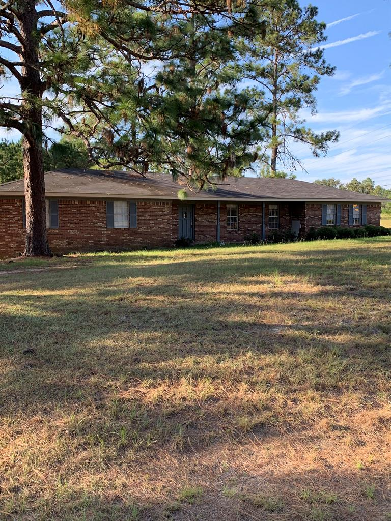 Country living at its finest.  Just outside Ochlocknee City limits on 4.5 acres.  Completely remodeled with new electrical, plumbing, cabinets, floor covering and paint.  Fishing pond.  4 bedrooms and 2 baths, great room has wood burning insert.