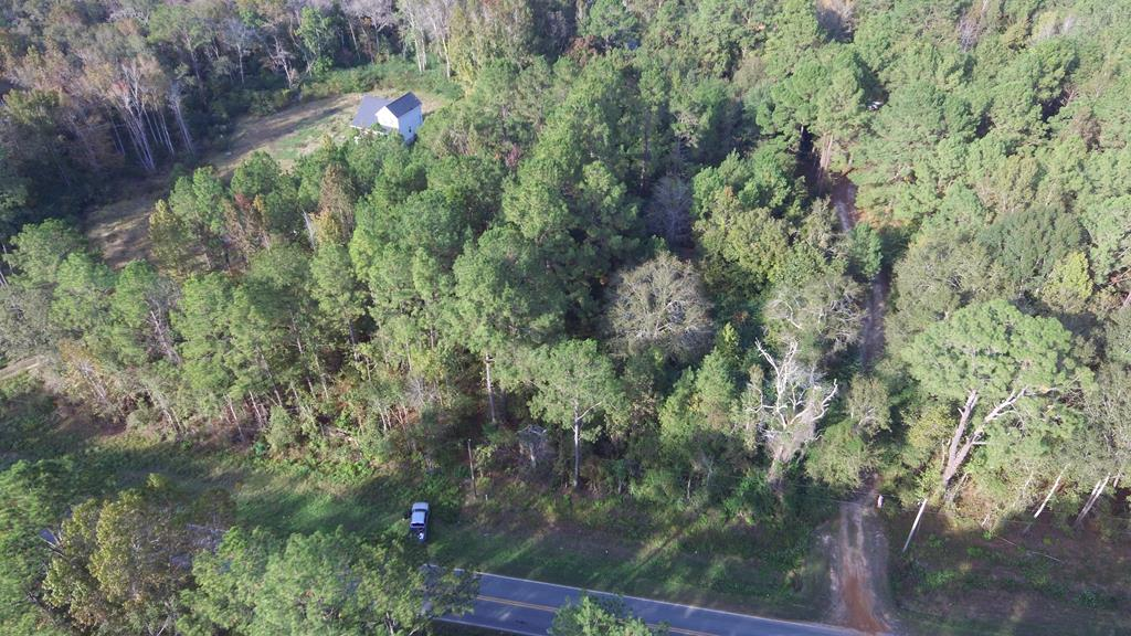 Three wooded acres just outside of Thomasville.  This tract would be a great place to build your dream home.  Private and close to Thomasville.  There is a driveway and shared well.