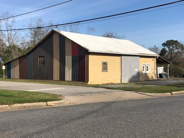 Tired of the cold in Minnesota? Tired of renting a place? make it your dream to own a woodworking/cabinet shop South Georgia. See list tools that are included in the sale of this property. Lots of extras. Call today for details!