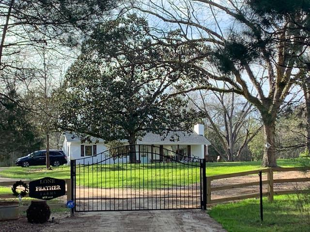 ESCAPE to your very own retreat while only 15 minutes to Thomasville and all of its amenitiesThis is a hunter's dream property! As you drive through the gate to the property you can see a beautiful, large magnolia tree that provides shade to the front yard. From the driveway you walk up a nice rock sidewalk to the front of the house. This newly remodeled Joana Gaines style farm home is nicely done with fresh paint, new windows, new counter tops, and new flooring!They spared no expense in the renovated kitchen!It features Quartz counter tops, a large stainless steal farm sink and a eat in bar! The living room features a cozy wood burning fireplace and a large portrait window overlooking the front yard.The property itself is already set up to the max for deer, Turkey and Quail hunters!This includes 25 acres of 1 year planted pines, food plots, 2Redneck tree stands, feeders, a poll barn to hold you tractor equipment This property has 2 deep wells, pond sites,2 Entrances from Hwy 188 .