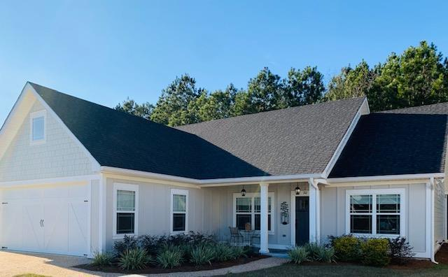 """THIS is TRULY Thomasville Southern """"In Town"""" Charm, at it's VERY BEST! ONLY 1.2 miles to """"The Bricks"""" of DOWNTOWN Thomasville! This PERFECT & IMMACULATE 2018 Home, is nestled in the interior section of Summercreek Cove, making this location HIGHLY DESIRABLE! Inside, you will find all stainless steel appliances, gorgeous Granite countertops in the Kitchen, Master Bathroom AND Guest Bathroom. Gorgeous LVP Flooring throughout ENTIRE HOME & SO MUCH MORE!  BRIGHT & open concept!! This VERY popular In Town location SELLS FAST! MOVE IN READY~"""
