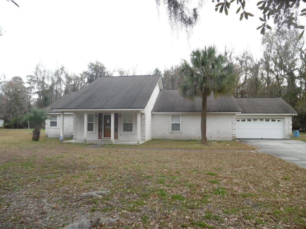Perfect Location in North Glynn with acreage.This 3 bedroom 2 bath home features a split floor plan, vaulted ceilings, fireplace, eat in kitchen with over sized kitchen. Exterior features include swimming pool, double garage with tons of storage, and more