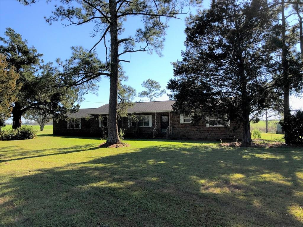 PRICE REDUCED!!! BRING AN OFFER!!! GORGEOUS ACREAGE ON 2.99 ACRES WITH AN OVER 2000 SQFT BRICK HOME, IS IN THE HEART OF THE COUNTRY IN GRADY COUNTY !!! Horse lovers take note, this acreage is ideal for horses or cows; this property has a nice 4 BR 1 BA brick home with tons of charm!! Country living at it's finest, secluded  acreage is perfect for starting a small farm with live stock! Beautiful trees and lots of space and fresh air; home has hardwood floors throughout, stainless steel appliances in kitchen; home also has a huge 24X24 great room, with an office and the fourth bedroom could be upgraded to a second bathroom. Property has 2 paddocks with a 3 sided barn. Property has open pastures and fields ready to farm! Call listing agent to view this fantastic home!!! PRICE REDUCED!!!