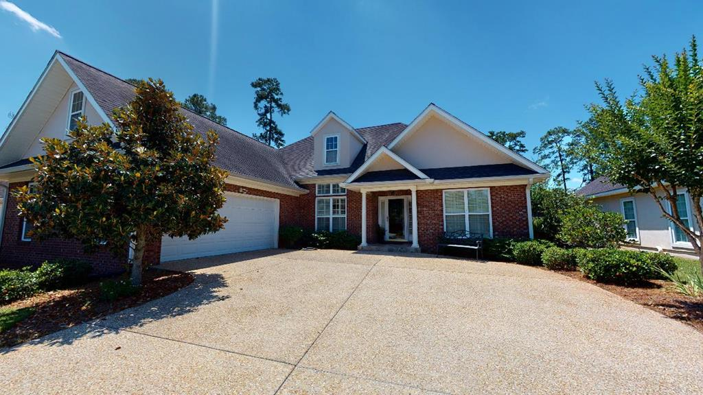 Move in ready!   This is a beautiful 3-bedroom, 2 bath BRICK home. With the eat in kitchen, plenty of open counter space, all stainless appliances, formal dining room all open up to the great room this open floor plan flows.  Split floor plan gives plenty of privacy, with master and nice size bathroom, jetted tub, separate shower and large walk-in closet.  Opposite side of house has a full bath and 2 bedrooms.  A separate laundry and full 2 car garage with room for storage, freezer etc. Then in the backyard you will find a brand-new screened porch, full patio and magnificent flower display and full privacy fence with gate.  Call today for your private showing.