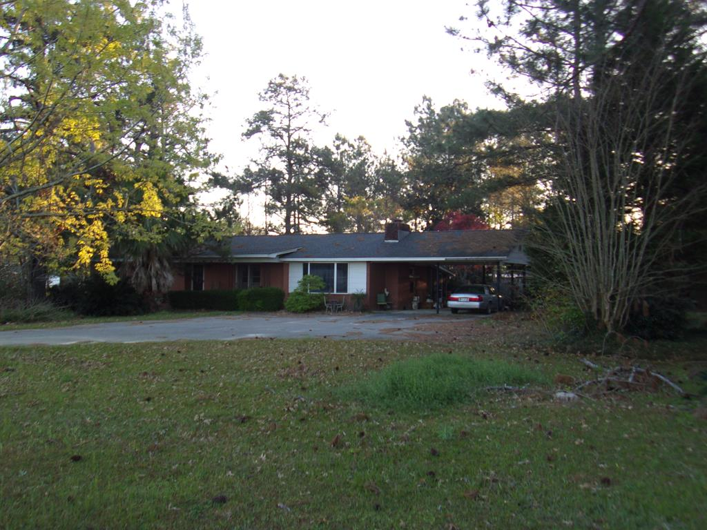 NICE 3 BEDROOM 2 BATH HOME IN THE COUNTY IN BETWEEN CAMILLA AND PELHAM.  KICTHEN WAS UPDATED FEW YEARS AGO. CALL FOR SHOWING.