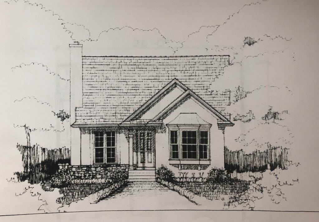 New construction located minutes from downtown Thomasville, schools, shopping and Archbold.  The exterior finish of this adorable home will be a cedar shingle look siding.  Inside features will include three bedrooms, two baths, living room, dining room and kitchen with luxury vinyl plank flooring, energy star appliances and an updated, trendy lighting package.  Will be completed and ready for new owners approximately August 1, 2020!