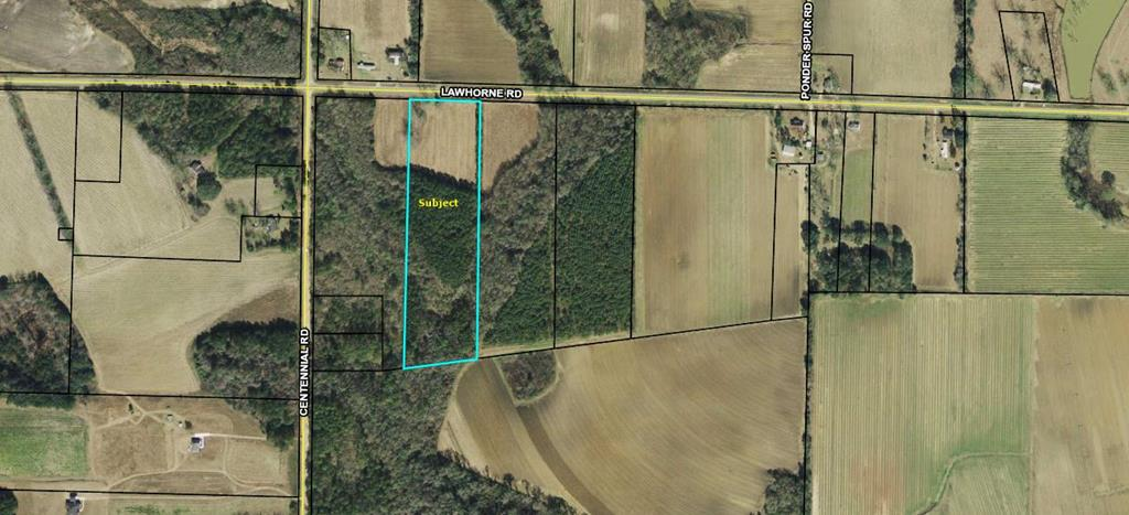Small tracts of land are hard to find. 9.43acres of land. Great site for a home, mini farm, and mobile homes. Good tract of land for some farming and timber. Only 8 miles to town. Parcel# 024 056