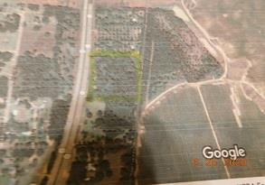 Looking for a small residential to build your new home?? Need a little income??? This is a five acre pecan grove. This would make a great small investment property or a GREAT place to build a new home.