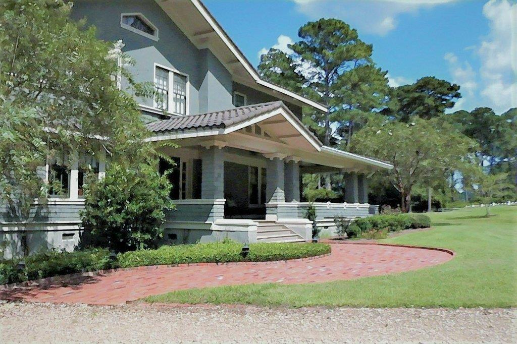 Exquisite 3500 sq ft  1915 Craftsman bungalow,  nestled on a lovely 6 .05 acres in established equestrian community with riding trails!!   This spacious, unique home provides a wonderful mix of 'old' & 'new' ..The formal living & dining rooms provide plenty of space for entertaining while the billiard room has built-in benches encircling the room; making it perfect for its original use or for more family space.  Upstairs is lrg master suite & sitting room, bathroom, enormous closet & laundry room as well as 2 spacious BRs . A large screened porch looks out onto a beautiful barn with 3 stalls, wash rack w/hot water & several storage rooms. The heated/cooled tack room contains cedar-lined oak storage chests, washer & deep sink. The 2-car garage contains a heated & cooled office with a darkroom/storage closet, sink & water heater. This could easily be converted into a guest suite. Ride or walk the miles of trails through woods & fields or ride in your 20 x 60 m dressage arena. Call today!