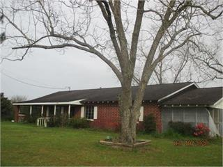 """Have You been looking for a Home in the Country?  Look no longer!! This 4 bedroom/ 2 bath home is located on approx. 21 acres,. Pecan Trees surround the home and there is approx. 18 acres in Pasture  (under lease until Jan 1, 2021).An old barn could be used for storage or equipment shelter.   Property is located approx. 2 miles from Barwick and approx. 13 miles to Quitman, GA  Property selling in """"AS IS"""" condition."""