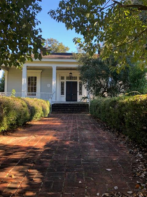 Formerly known as the Wright House, this property is abundant in potential for either commercial or residential use.  Within walking distance to downtown Thomasville's dining & shopping, Paradise Park and The Ritz Amphitheater, this is a great opportunity to become a part of Thomasville's Historic Fletcherville District.  The beautiful, historic home was formerly used as a bed and breakfast and features include four bedrooms, three and a half baths, a central hall with arched doorway, hardwood floors, large front porch, screened back porch and much more.