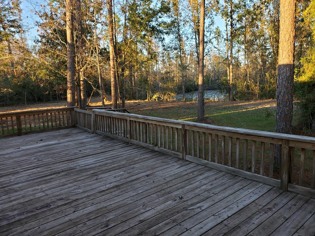 If you are looking for a lake front property, this property is a steal!!! This property features 2.68 acres with a private pond and access to Lake Seminole, has a mobile home and plenty of room to roam. Imagine sitting on the large deck overlooking the serenity of your own pond. Owners just had some of the land cleared. Come take a look, this one won't last long. Call today for your showing.
