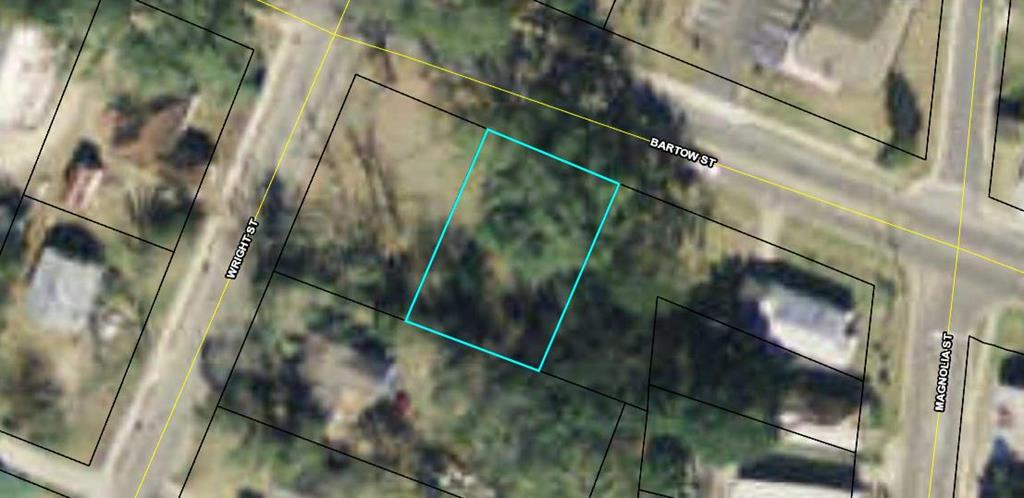 This  lot has lots  of possibilities. You can build a home or a duplex. Plans for a duplex available. Great investment property.