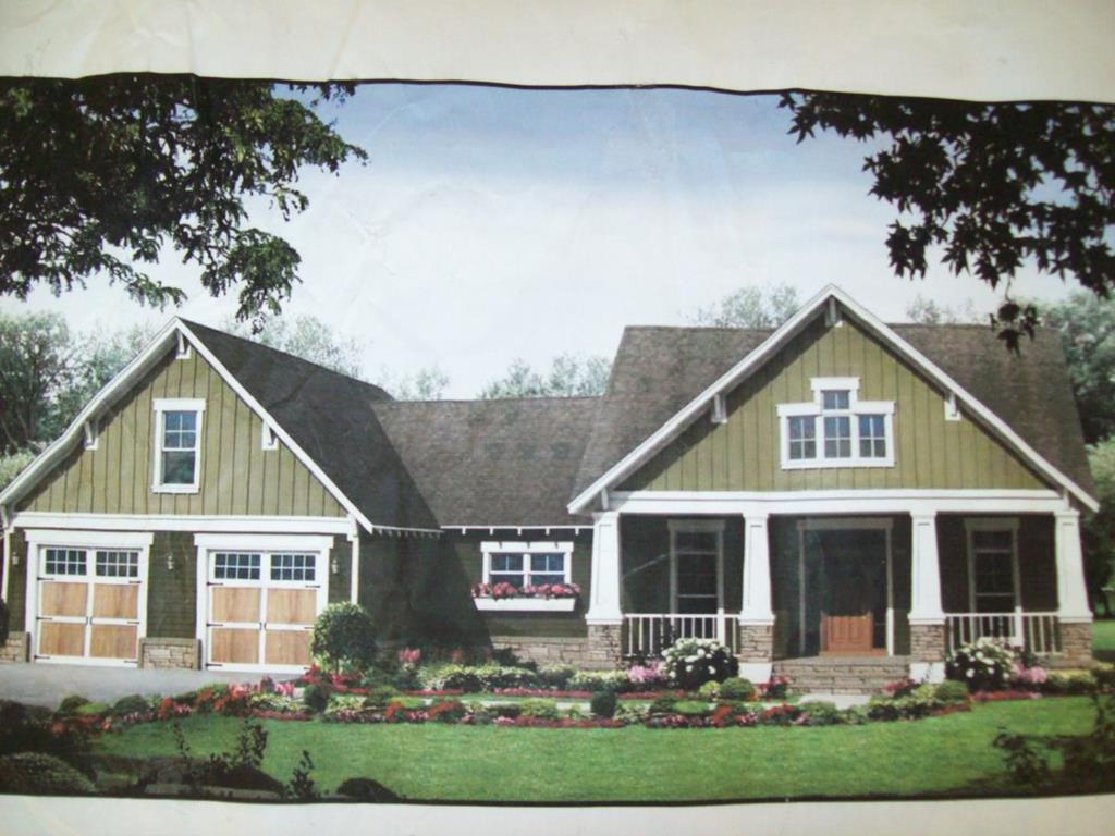 PRICE REDUCED - MOTIVATED SELLER:  New home 3,427 Sq Ft built on a concrete slab; slab, framing, roof trusses and decking with fire & ice all weather rubber self-adhered membrane is installed. The layout of the house consists of three bedrooms, two bathrooms, laundry room, two car garage, open style kitchen, dining and living room. This house can be tailored to suite individual preference with some interior floor plan changes, and selection of windows and doors. Additionally, all exterior finishes can be chosen and tailored to your liking. House has 2,228 Sq. ft. heated space along with 988 Sq. ft. unheated two car garage. 1200 Sq. ft. heated and cooled garage/shop with 12x40 front and back covered porches. The shop has full bathroom, mechanical room and storage room in addition to a large open work area with two insulated garage doors. New water well installed in 05/2019, with lines in service to the shop and stubbed out in the house. New septic system with tank and drain field installed in 2020.