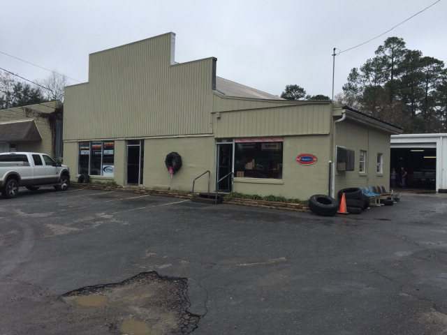 The Tire Depot has rented this property for the past few years....per the tax records there is over 11000 sq ft of buildings used for the tire depot business...there is an additional  1822 sq ft tenant home on the property that goes with this 1.53 Acres.  Strong Next door neighbor with the First Bank.  Month to Month Lease Income of $1400 per mth.  Functional Tract with a lot of land to work with.  Priced below Tax Appraisal.....Bring All Offers!  Serious traffic patterns with FMB next door and Maryland across the street.  4 lanes of traffic with Center Turn Lane and a 16,600 2019 AADT Traffic Count.  Good Visibility. Compare with other properties on the market and see how it stacks up with facilities, price, location and acreage.