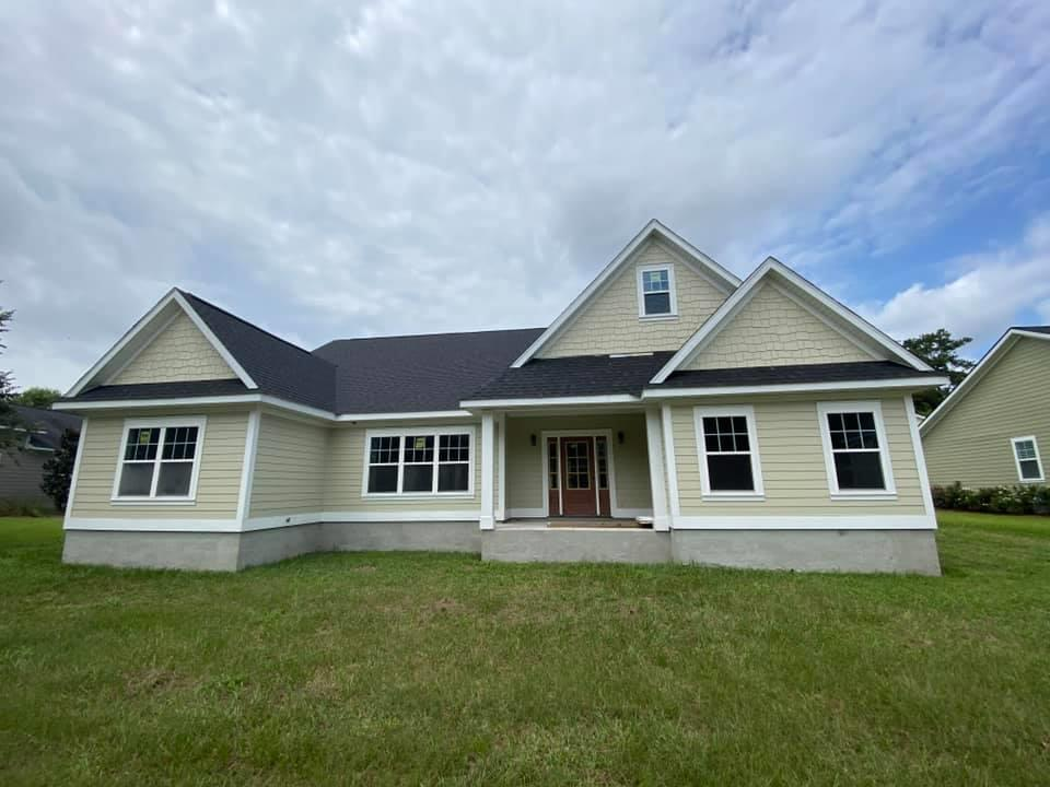 Brand new construction underway in popular Mitchell Place! In town living with space for the whole family in this 4 bedroom, 3 bath home. The open floorpan sends lots of natural light throughout roomy living spaces. An oversized master suite with sitting area, his and her closets, double vanities and separate walk in shower extend along one side of the home. The split floor plan has two additional bedrooms and shared bath, large laundry room and mudroom off the rear entry garage. Upstairs has a fourth bedroom, full bath, tons of closet space, and an oversized bonus room perfect for use as a playroom or media room. Enjoy a low maintenance lifestyle in Thomasville's newest in town neighborhood!