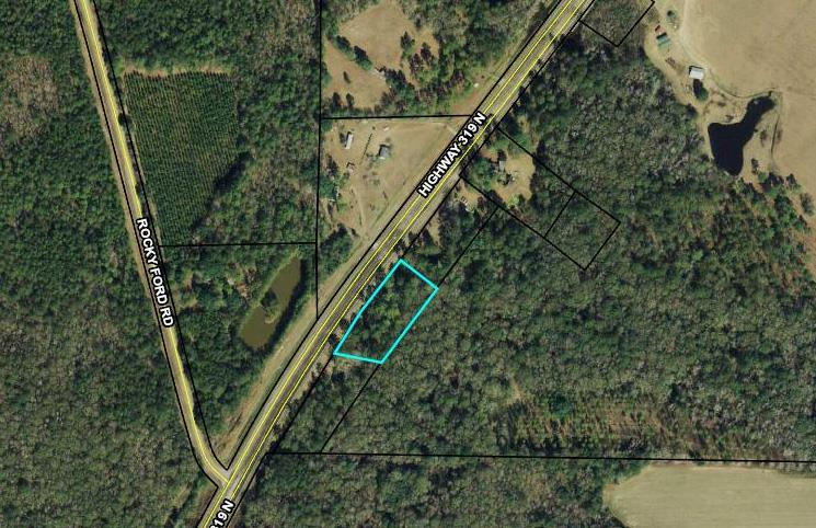 This 1.59 Acre property on US Hwy. 19 near Coolidge can be used for mobile home. Needs soil test for well/septic, and driveway permit from DOT.