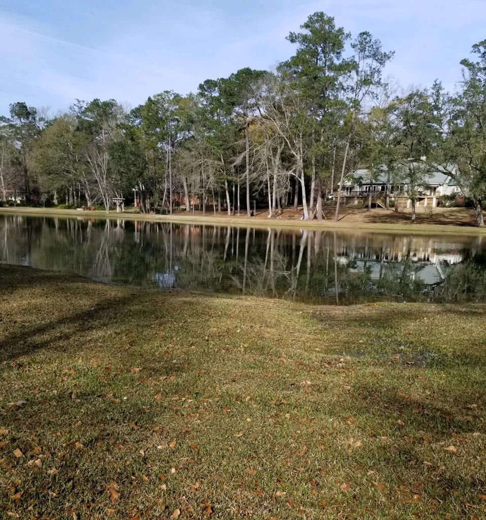 A rare sell!  Approximately 0.8 acre lot on the water in Beachton Place. Convenient to Thomasville and Tallahassee, Beachton Place is in Grady County but homes have a Thomasville address. Wells Lake (great fishing) is available to all Beachton Place owners.