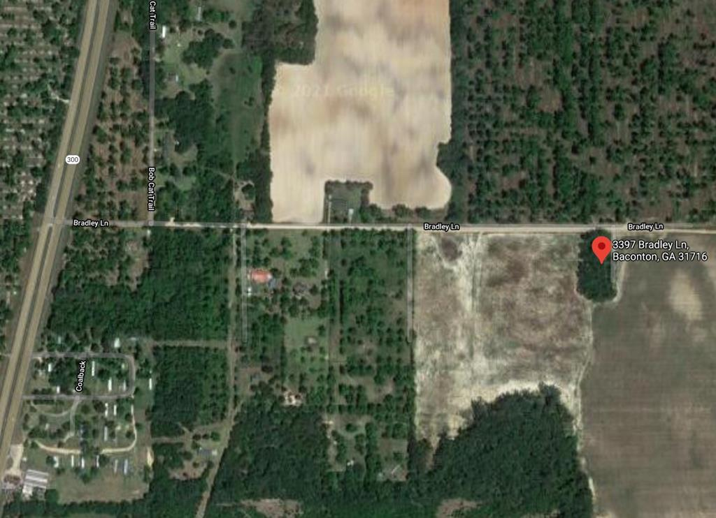 If you're looking for a lot for a mobile home or build your own home, this is it. This property already has well, septic tank and power pole. And it is a very private location. It has a mobile home that is currently on property but not livable. Dont let this pass you by.