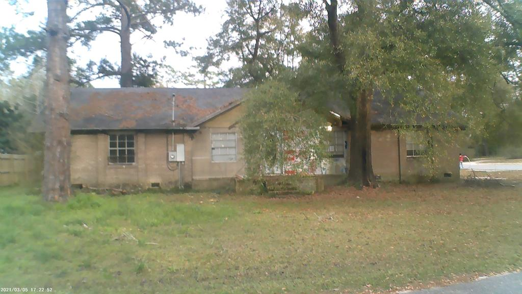 """House is a fixer upper and needs extensive repairs.  Brick veneer for ease of maintenance on the exterior. Property to be sold in """"as is"""" condition with no warranties."""