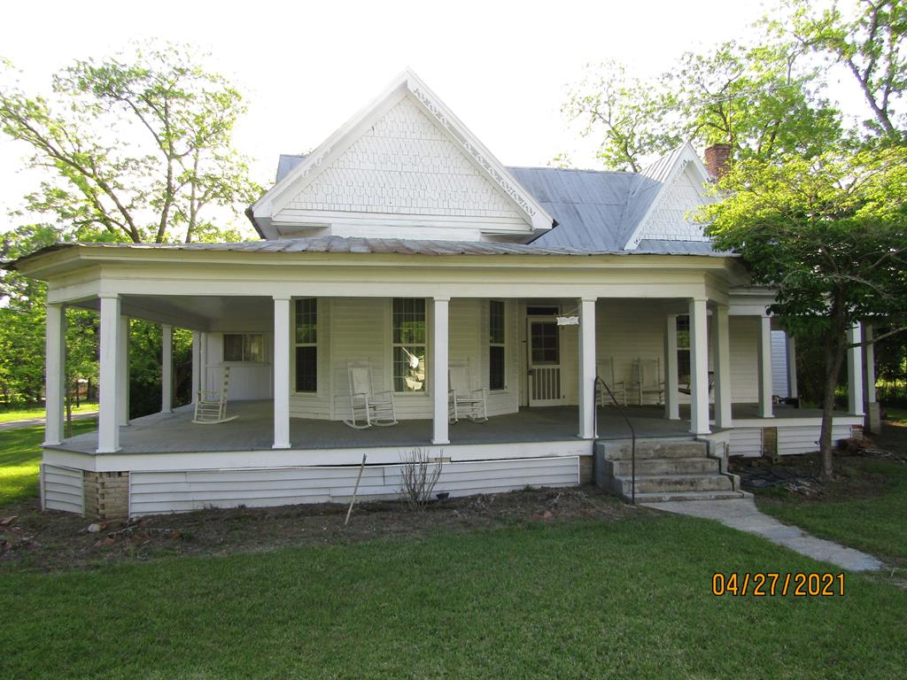 If you are looking for a large home at a great price, look no further. This is an older home that needs work, but if you are not scared of a project this will be well worth the money in the long run. Beautiful porches on front and side, large lot  for garden, etc. Beautiful older homes dont come on the market often at a price like this, call and make appointment to view property.