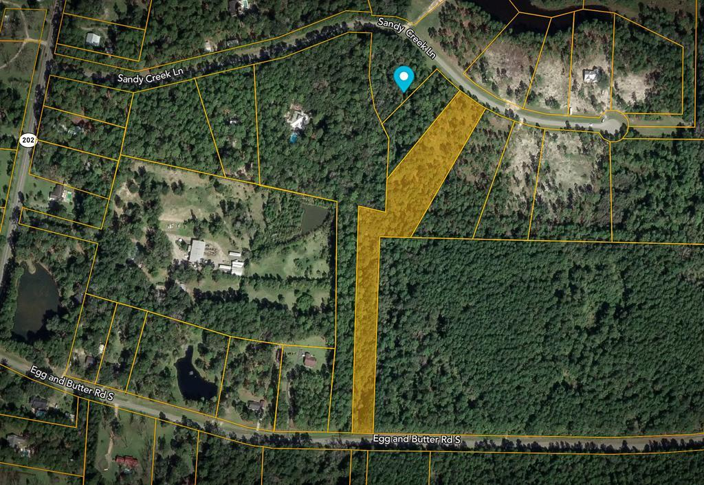 This is your chance to build the home of your dreams and live the luxurious, private and peaceful lifestyle youve always wanted. On offer is an almost six-acre residential building lot in the prestigious and sought-after Sandy Creek Subdivision in Thomas County. The site is wooded along the back for a picturesque outlook and boasts frontages along both Sandy Creek Lane and Egg and Butter Road ensuring ease of access. Depending on your property vision, you could look to create a luxurious modern residence with expansive living spaces and walls of glass that frame views over your picturesque property. Perhaps youre dreaming of a more understated home that sits effortlessly on the land and sinks into its natural surroundings, the choice is all yours when it comes to this stunning vacant lot. A life of absolute convenience is guaranteed for the lucky new resident with a prime location just moments from town. Shopping, services and a host of amenities are within easy reach ensuring this impressive lot ticks all the boxes.