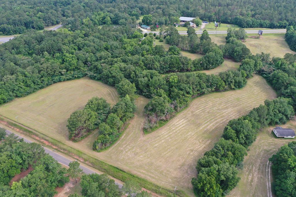 Super Convenient Property to Cairo, Thomaville, and Tallahassee.  Located just off the Plantation Parkway, the property offers several small pasture areas, Heavily wooded field lines and multiple home sites.  With a little fencing this could be a first rate Horse Property. The way the pasture areas are laid out you could build a home in the middle of the property and never know it was back there!   Rolling Red Hills, High Ground, Privacy, Convenience.  Not many properties available in this area.  (A very limited supply of small acreage tracts.)  Good Soils.  Turkey and Deer frequent this tract.   Some fencing across the front of property.  Drone Video Available.   Property in County Ag Covenant to help reduce taxes.  Buyer would need to assume Ag Covenant and could still build a home on the property.