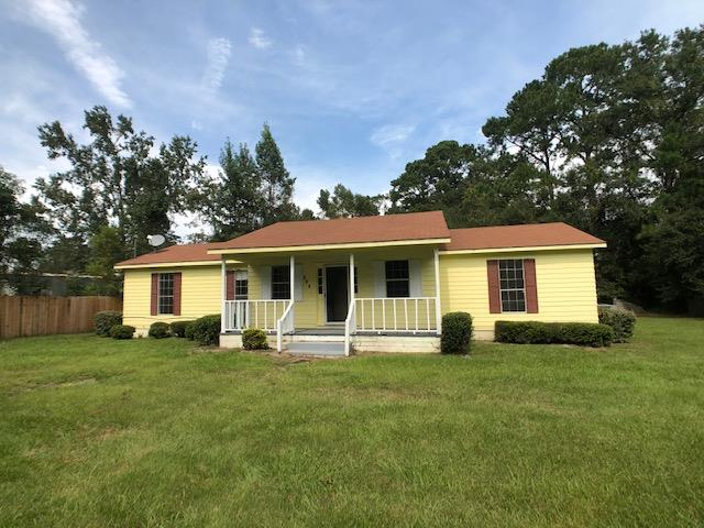 PRICE REDUCED!!!! FANTASTIC STARTER HOME, 3 BR, 2 BA FOR UNDER $120,000!!! This 3 BR, 2 BA home includes a large front porch, high end linoleum wood floors throughout and a large stone fireplace in the great room; great room has new hardwood floors!!! Home has a 2 car garage and is split bedroom plan. A/C and roof are only 5 years old, home also includes a security system. This property includes an extra lot next door that is 0.17 acres. This is a wonderful property that is convenient to Thomasville as well as Valdosta! This property is under a one year lease, lease expires March 2022; this would make a fantastic investment property!!!