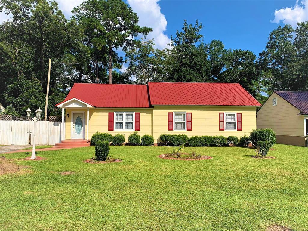 This home is the perfect starter home for you and your family! AND TONS OF POTENTIAL!!! Take a look at this adorable home conveniently located to schools, downtown, and recreation. This home is the perfect size with 1918 sq ft, 3 bedrooms, 2 full baths, and great closet space. Nice open kitchen, dining area, and a huge laundry room. Cozy living room with fireplace as well as a bonus living room with gorgeous cedar walls and lots of natural lighting. The backyard is amazing with plenty of space for kids or your fur babies! Detached Mother-in-law suite and or guest house is also another extra feature this property has to offer!!