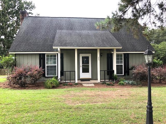 Great place to call home for anyone wanting a quiet & very stable neighborhood! Perfect if your commute is to Thomasville or Moultrie. Totally remodeled home and ready to move into with new vinyl plank flooring, new paint throughout, new bathroom tile, new garage door and much more to see. The kitchen is the heart of the home where everyone can be a part of the cooking.  Stainless appliances, plenty of counterspace and perfect to enjoy the fireplace or the football game on TV in the great room.  All of this located on a beautifully landscaped 1/2 acre lot that also has a workshop, garage and a double carport.