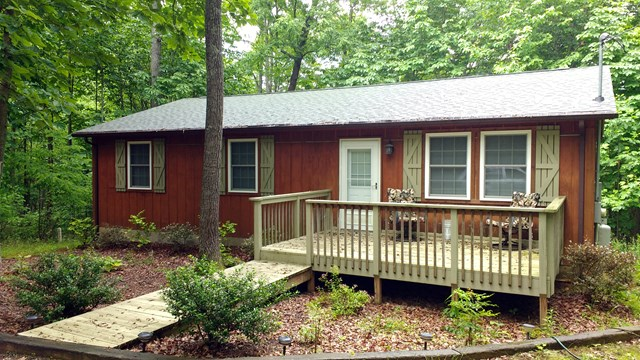 This is the place for you. All Wooded Very Private Home on 2.09 Acres with a small stream. Front and Back decks. Front and Back Doors have louver inserts. 3 Bedrooms 2 Baths. Master Bedroom has its own Bathroom. Large eat-in Kitchen with Island and pass through to living room which has a Corner Gas Fire Place. New Stainless Steel Appliances,Pantry,Laundry room, Coat and linen closets. Recessed Lighting throughout the home. Wood floors in the living room and hallway. Linoleum flooring in the kitchen. Carpet in all three bedrooms. Tile floors in both Bathrooms. Located a few miles from the Blue Ridge Parkway,Primland and Chteau Morrisette Winery.