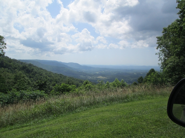 26 acres just off the Blue Ridge Parkway. Piedmont View, stream, mostly wooded. OWNER AGENT