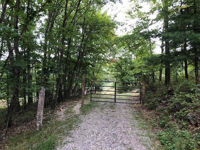 """Beautiful piece of property for your forever home or weekend get-a-way.  This land is a hunter's dream backing up to the """" Big Survey"""" Lots of hardwood and some cleared areas too."""