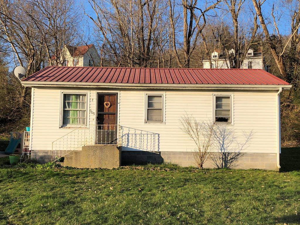 New listing on Larimer Lane.  Convenient to shopping, banks, restaurants; this three bedroom one bath could be your very own tiny home!
